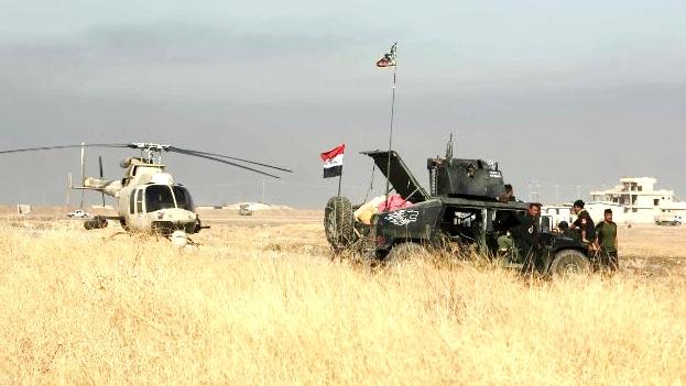 Fuerzas de Irak recuperan la última localidad en poder del Estado Islámico