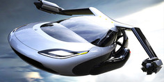 Relacionada auto volador