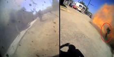 Relacionada explosion policia