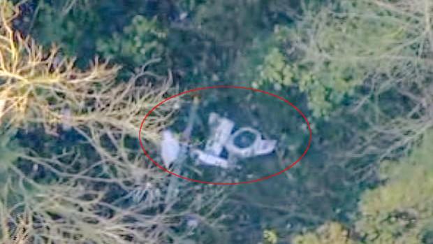 Al menos 4 muertos por choque de avioneta y helicóptero en Inglaterra