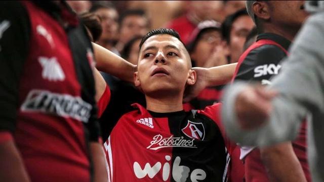 Pachuca le empató a La Academia al 91 — A LO ATLAS