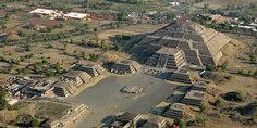 Relacionada teotihuacan