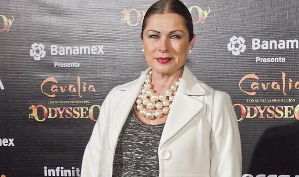 Leticia Calderón engordó y le cancelan proyecto