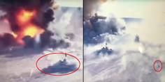 Relacionada tanque irak explosi n