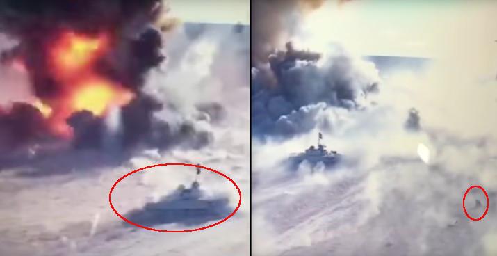 Tanque irak explosi n