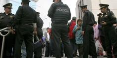 Relacionada policia ciudad de mexico