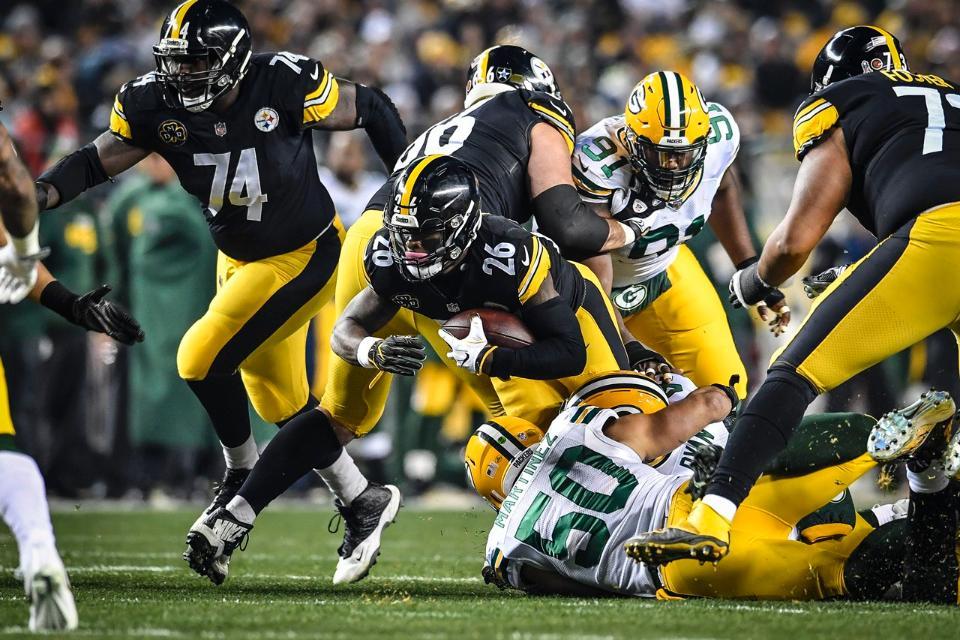 Los Steelers sufren y vencen en el último suspiro a los Packers