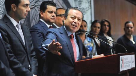 PAN quiere discutir mando mixto junto a Seguridad Interior