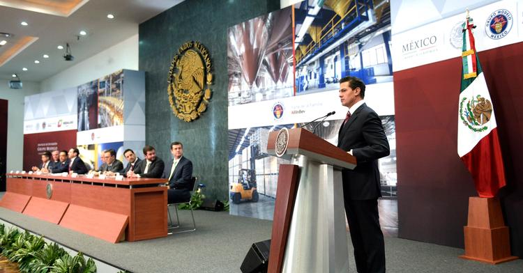 Solicitará José Antonio Meade registro como precandidato del PRI a la Presidencia