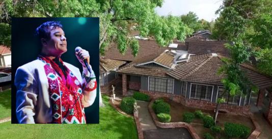 Subastan mansión de Juan Gabriel en Las Vegas
