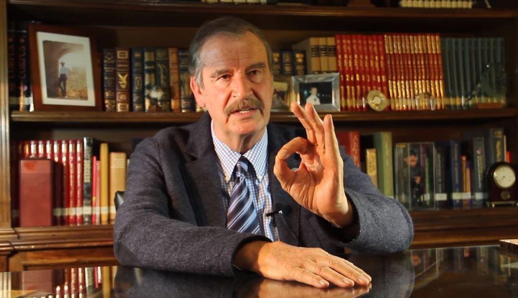 Vicente Fox elogia a Meade y se lanza contra AMLO