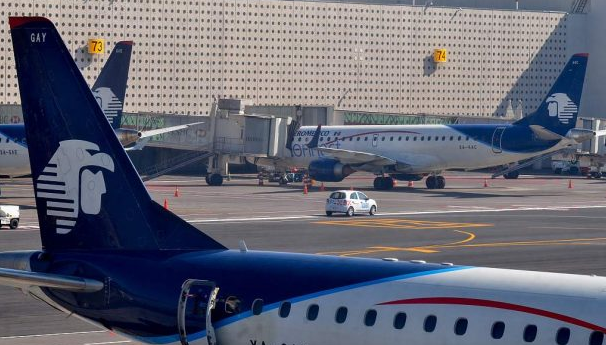 Paga Aeroméxico $880 mil a 1333 pasajeros por el paro de pilotos
