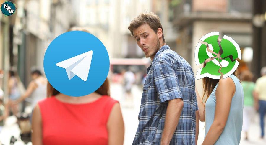 Memes inundan las redes ante caída global de WhatsApp