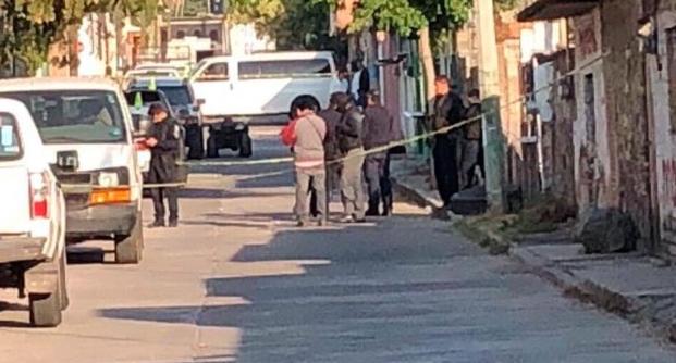 Fuerte balacera deja 4 muertos y dos menores heridos