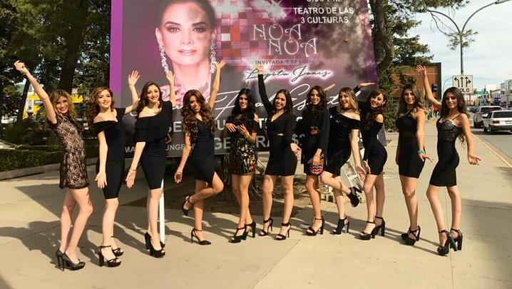 Siempre apoyaré a las participantes de México — Ximena Navarrete
