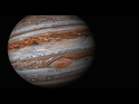 Nueva fotografía de Jupiter difundida por la NASA causa fascinación