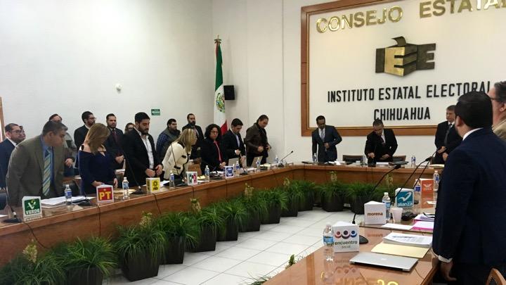 IEE emite convocatoria para candidatos independientes a gobernador, diputados y alcaldes