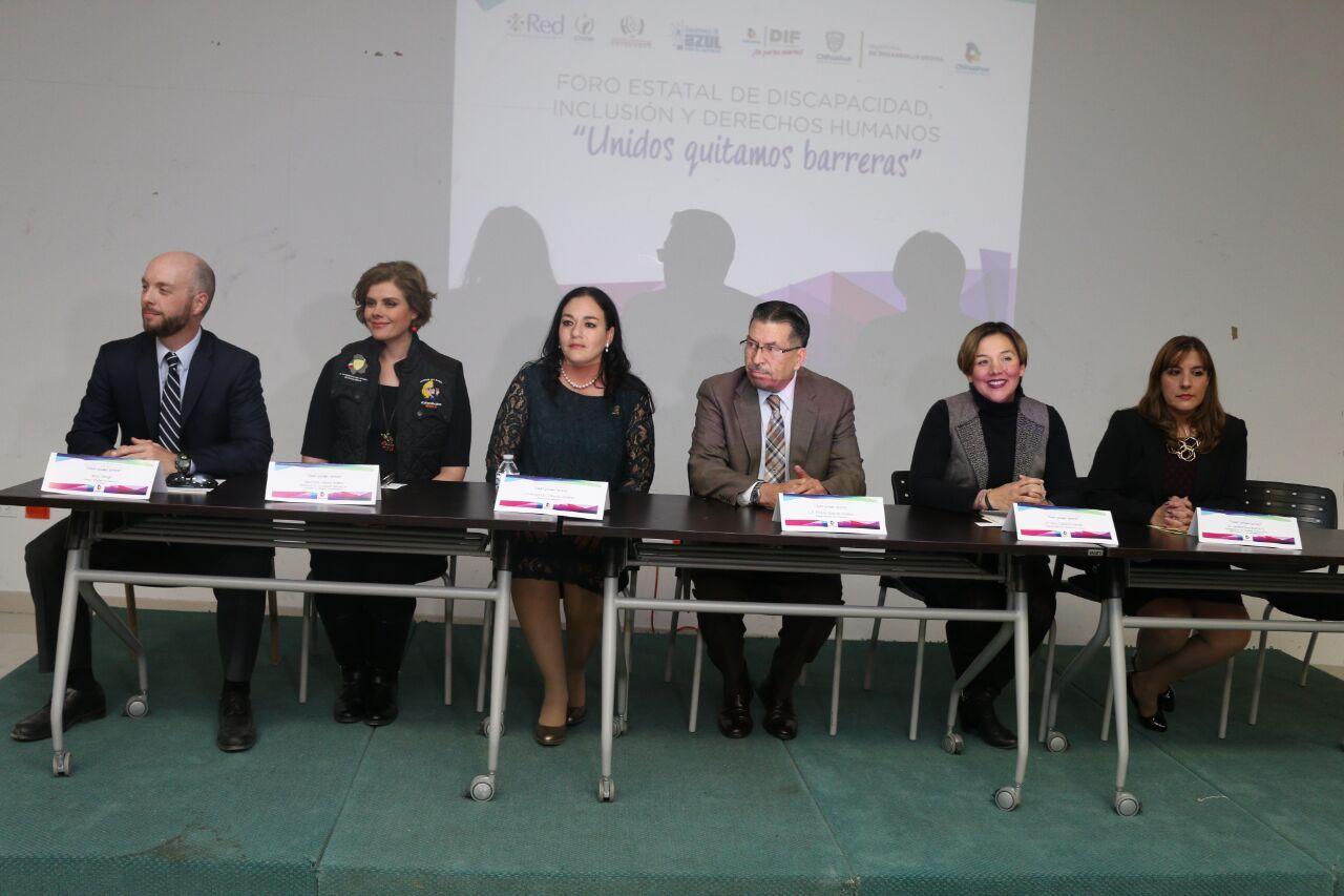 Huixquilucan trabaja en la inclusión de personas con discapacidad