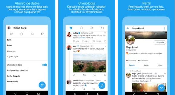 Twitter Lite se estrena en México