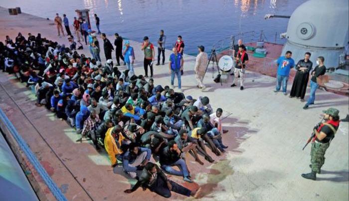 ¡Escalofriante! Esclavos nigerianos en Libia son mutilados y asados vivos