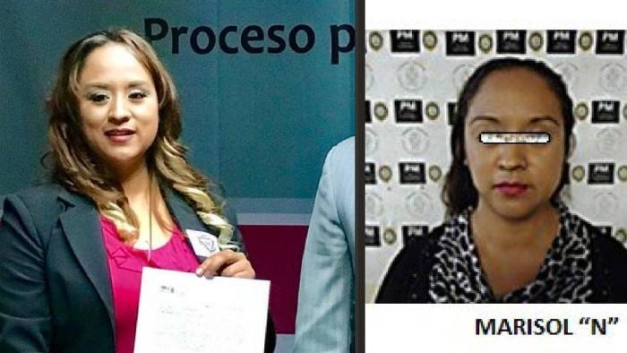 Aspirante independiente al gobierno de Veracruz es detenida por secuestro