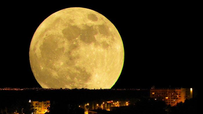 Superluna, el fenómeno que se podrá apreciar este domingo 3 de diciembre