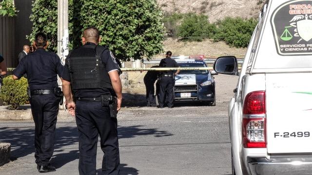 ÚLTIMA HORA: Ejecutan a director de la Policía Municipal en NC