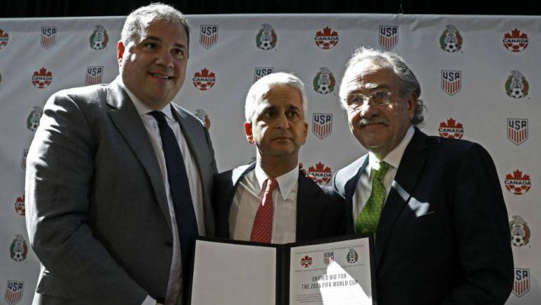 México podría ser sede del Mundial en 2022