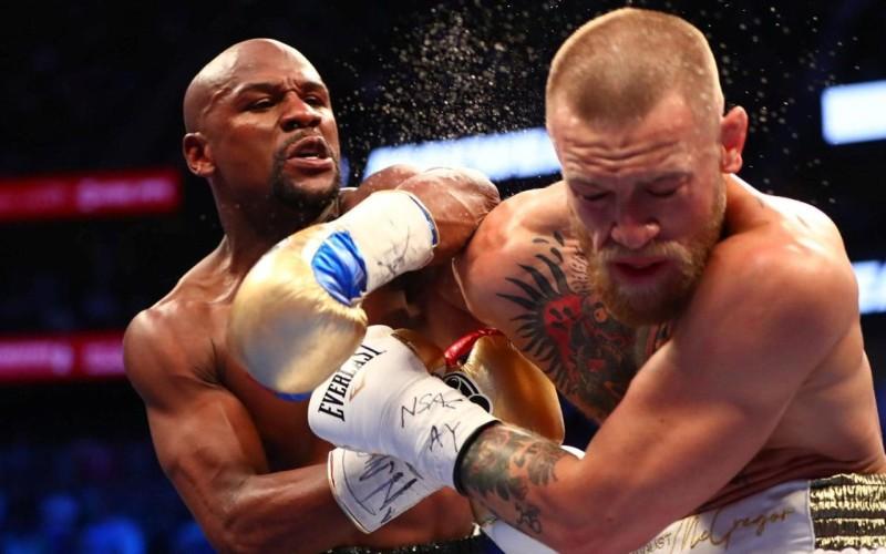 'Dejé ganar a McGregor algunos rounds'; Mayweather