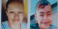 Relacionada buscan a olivia y ana karen  madre e hija que desaparecieron en anapra