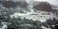 Relacionada nieve la sierra