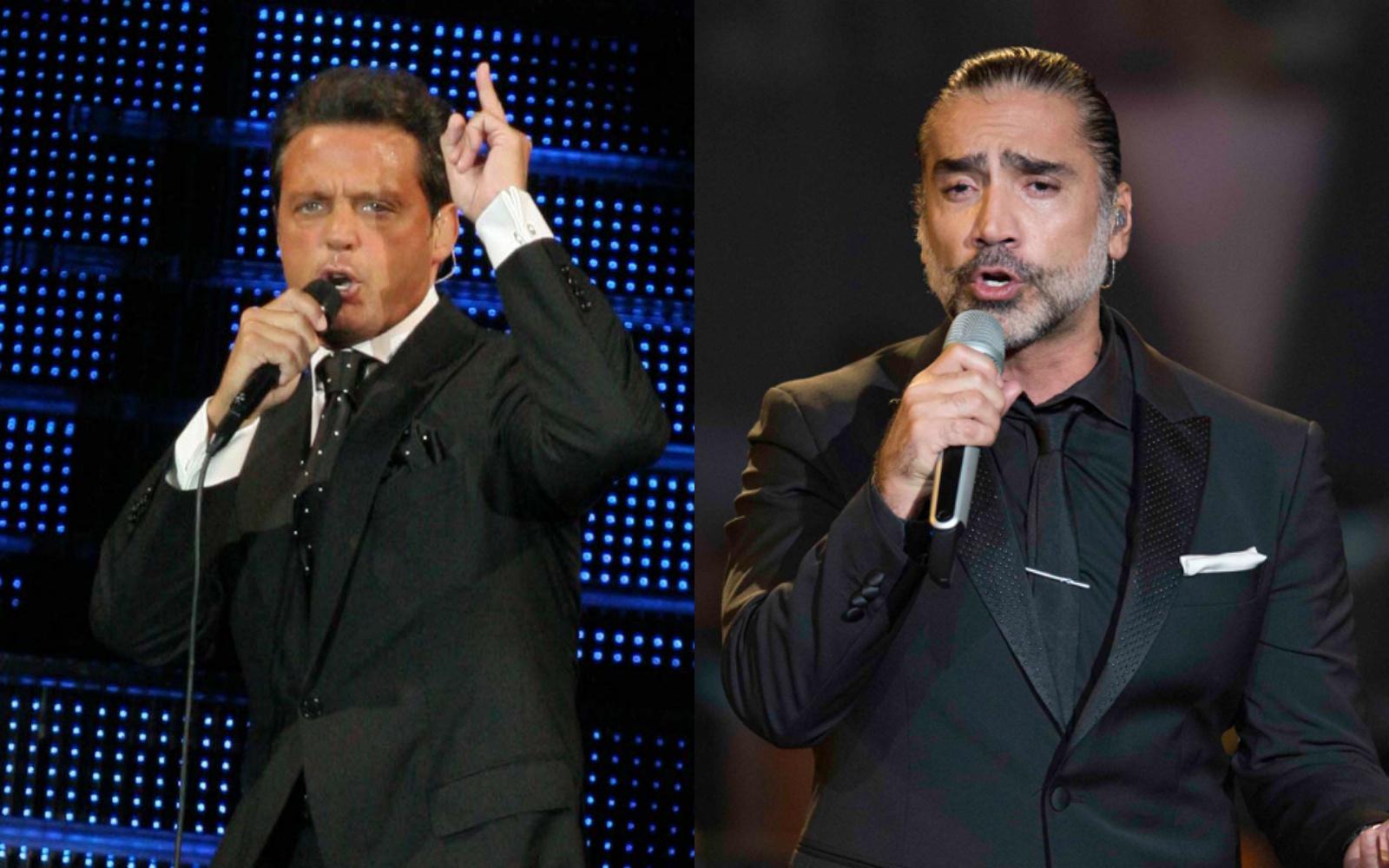 ¿Cuándo será la de Alejandro Fernández y Luis Miguel?
