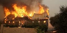 Relacionada incendios en california