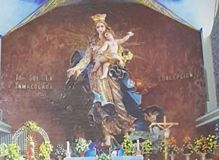 Inmaculada concepcion maria