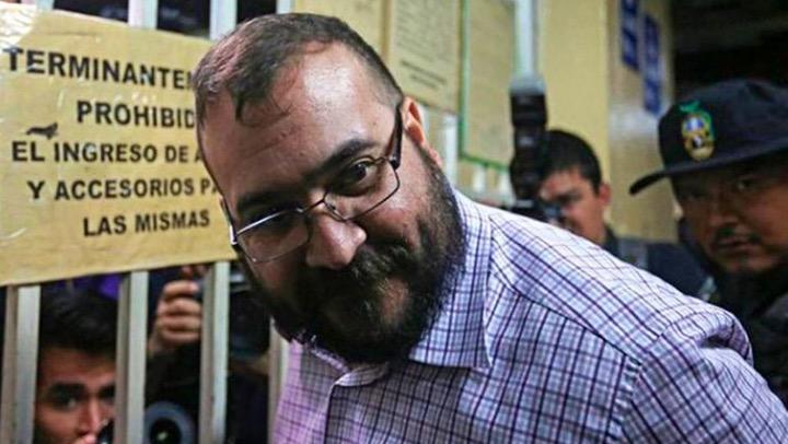 Niega tribunal amparo a Javier Duarte contra vinculación a proceso