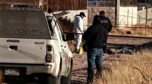 Localizan 5 cuerpos tirados a unas cuadras del relleno sanitario