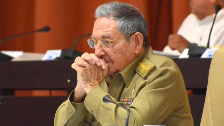 Raúl Castro anunció que deja la presidencia de Cuba en abril