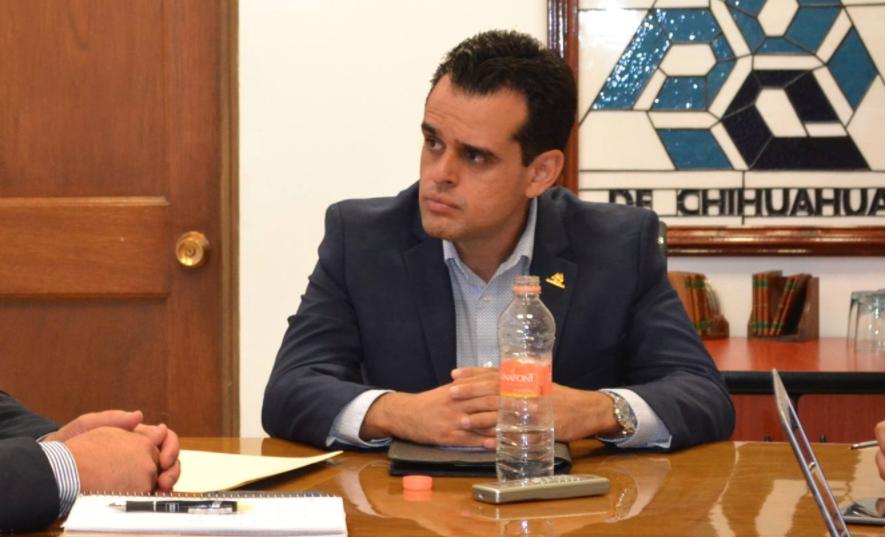 Vinculan a proceso a Alejandro Gutiérrez, extesorero del PRI