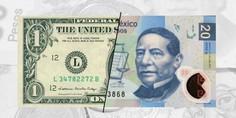 Relacionada dolar 20pesos