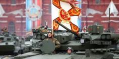 Relacionada tanques rusia