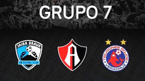 Quedaron definidos los grupos de la Copa MX para el Clausura 2018