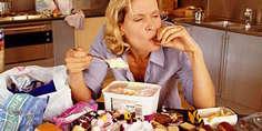 Relacionada overeating christmas