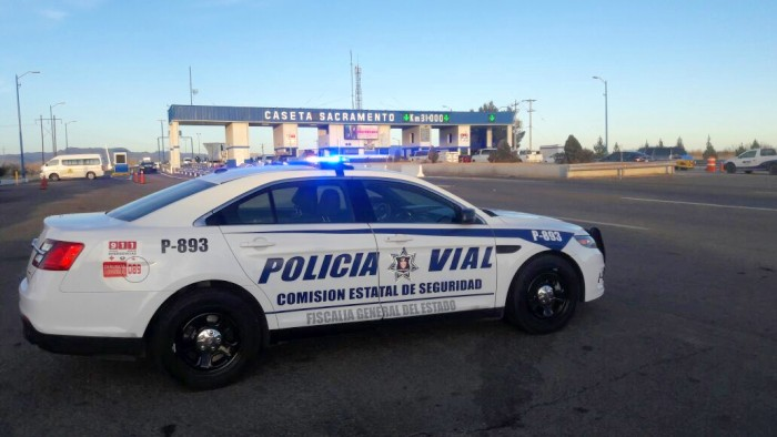 Policia vial sacramentp