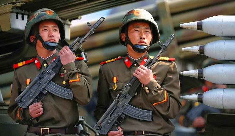 Northkoreaarmy