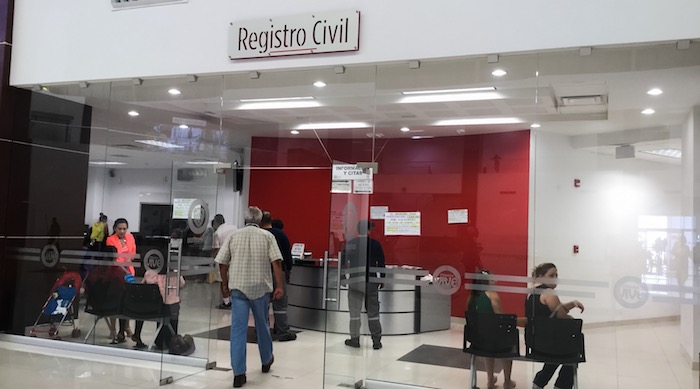 Registro civil juarez