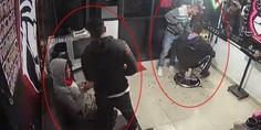Relacionada robo peluqueria
