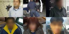Relacionada detuvieron a seis por violencia familiar  dos son mujeres