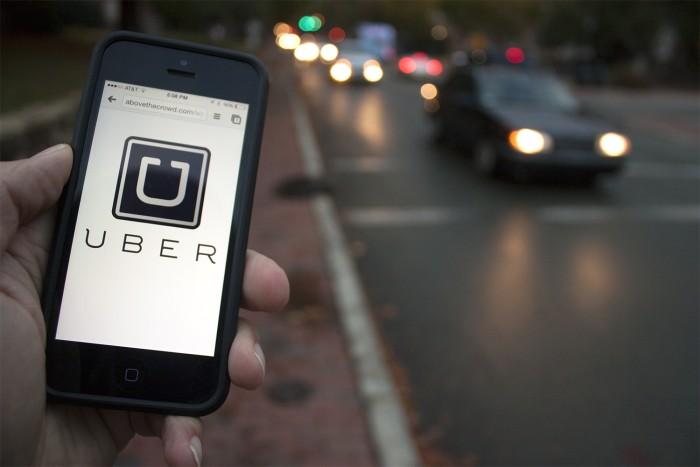Uber frena sus operaciones en Cancún