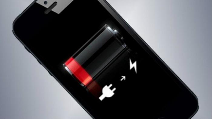 Celular bateria