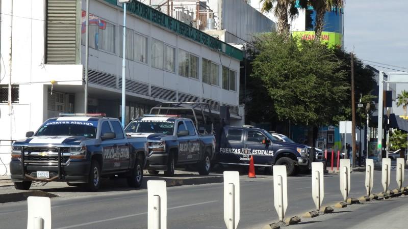 Arrestan a jefe policiaco de Namiquipa, acusado de proteger a